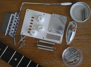 gestripte hardware