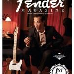 fender Magazine front